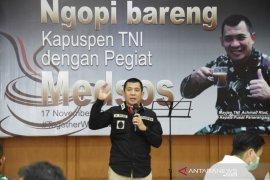 TNI ajak pegiat media sosial jaga persatuan