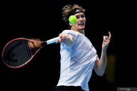 ATP Finals: Zverev perbaiki peluang ke semifinal dengan kalahkan Schwartzman