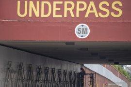 Perbaikan Underpass Simpang Patal-Pusri Page 1 Small