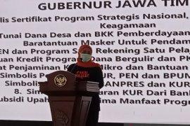 Gubernur surati Plt. Bupati Jember agar beri sanksi kepala Bappekab