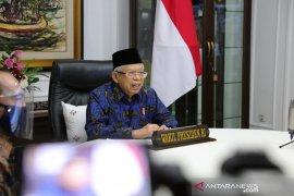 Wapres: Umat Islam di Indonesia jangan ikut arus berpikir sempit