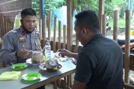 Olahan kelapa bakar jadi incaran warga Kota Lhokseumawe saat pandemi COVID-19