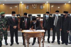 APBK Aceh Jaya 2021 ditetapkan Rp971 milyar