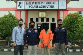 Bocah tunawicara di Aceh Utara diduga dianiaya ayahnya dengan bara api