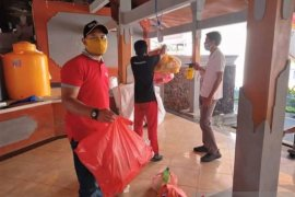 Bank Setda Buleleng kumpulkan 3 ton  sampah plastik setiap bulan