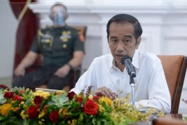 Presiden minta satgas-gubernur seimbangkan urusan pandemi dan ekonomi