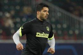 Luis Suarez akan kembali berlatih dengan Atletico setelah pulih dari COVID-19