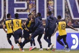 Kualifikasi Piala Dunia - Ekuador pesta gol ke gawang Kolombia dengan hasil akhir 6-1