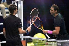 ATP Finals : Nadal merasa janggal dengan ketidakhadiran hakim garis