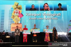 Belasan UKM raih penghargaan dalam ajang Festival Kreatif Lokal 2020