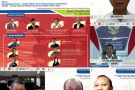 SKK Migas-KKKS Pamalu gelar Webinar pengembangan UMKM