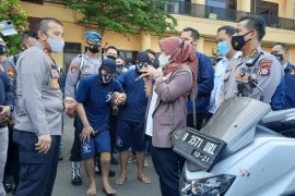 Polda Banten ringkus 47 tersangka curanmor selama Oktober-November 2020