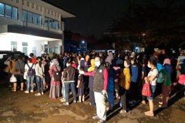 KJRI Kuching bantu pemulangan ratusan PMI bermasalah melalui PLBN Entikong