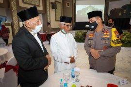 Silaturahim dengan kiai NU, Kapolda Irjen Fadil Imran mengaku berat tinggalkan Jatim