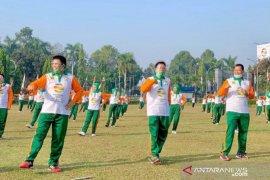 Pemkab Bogor gelar lomba senam berhadiah Rp100 juta