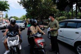 Paslon HARUM, siapkan sistem transportasi terintegrasi atasi kemacetan