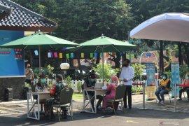 Presiden tinjau simulasi imunisasi COVID-19 di Bogor