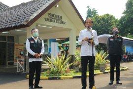Presiden Jokowi siap jadi penerima pertama vaksin COVID-19