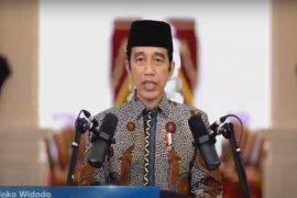 Presiden harapkan Muhammadiyah ikut perangi hoaks vaksin COVID-19