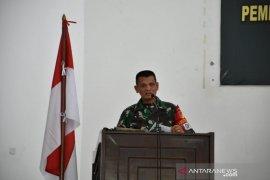 Korem 133/NW Gorontalo gelar komunikasi sosial cegah radikalisme