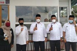 Dukung UMKM di masa pendemi, Bupati Shabela kunjungi produksi rempah Gayo