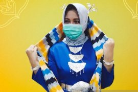 Kadis Porapar Kalbar raih penghargaan pada Diklat PKN tingkat II