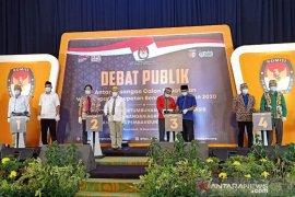 KPU Bengkayang : Debat publik momen masyarakat mengetahui visi misi paslon