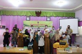 30 orang peserta dari HSS ikuti bimtek perlindungan perempuan dari trafficking