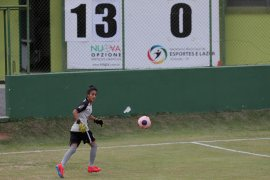 Brasil heboh usai klub sepak bola putrinya kalah 29-0
