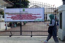 "PN Kota Kediri ""lockdown"" setelah ada pegawai terpapar COVID-19"