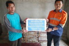 PT CMI bantu pembangunan rumah ibadah di Kecamatan Marau