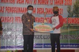 Pjs gubernur: prioritas dana desa untuk stimulus ekonomi