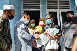 Pemko Banda Aceh bangun ratusan rumah duafa