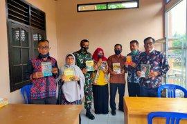 DKP Paser resmikan perpustakaan desa senilai Rp80 juta