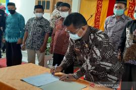Wali Kota Banda Aceh Deklarasikan Gampong Sehat Gemilang