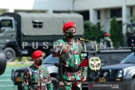 Panglima TNI dukung langkah penurunan baliho Rizieq Shihab