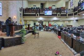 DPRD Kalsel sahkan APBD 2021