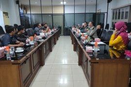 Wakil rakyat HST konsultasikan masalah PDAM ke DPRD Kalsel