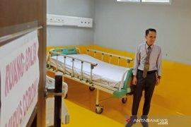 Ruang pasien COVID-19 di RSUD Garut hampir terisi penuh