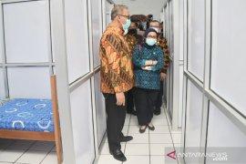 Pusdiklat AGP di Megamendung Bogor jadi rumah sakit darurat COVID-19