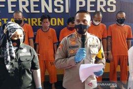 Polresta Cirebon telah proses 65 kasus kekerasan terhadap anak dan perempuan