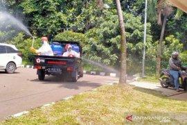 Pendopo Bupati Bogor disterilisasi