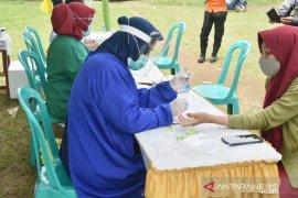 Dinkes Bogor gelar rapid test massal usai kegiatan FPI di Megamendung