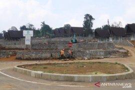 Pengerjaan Rest Area Puncak Bogor optimistis selesai tahun ini