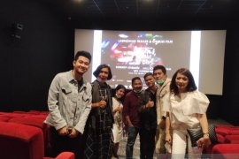 "Film ""Arumi, Night is Blue\"" lahir di tengah pandemi"