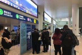 China menangguhkan sejumlah penerbangan asing, dua dari Indonesia