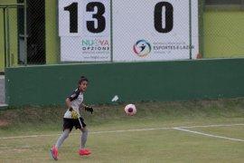 Brasil heboh, klub sepak bola putri bisa kalah 29-0