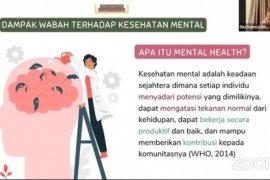 UI berikan edukasi layanan konseling kesehatan mental saat pandemi COVID-19