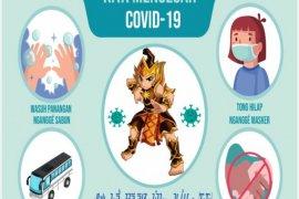 Video wayang kulit disebar untuk edukasi pencegahan COVID-19