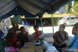ASN Setwan DPRD Kotabaru bantu korban kebakaran